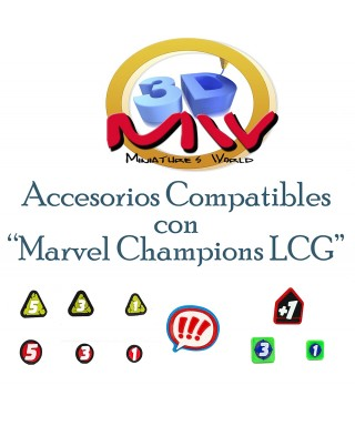 Pack Marvel Champions LCG